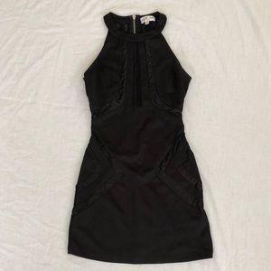 Beautiful Black 'Emerald Sundae' Dress